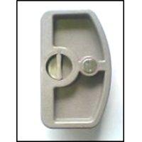 ビニトップ物置/仮止め付物置錠