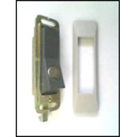 ビニトップ収納庫/スイッチロック錠
